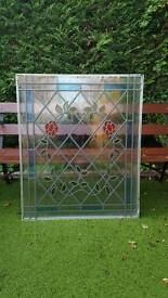 Decorative sealed unit