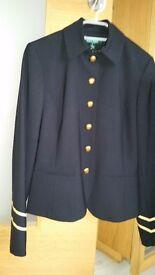 Jacket Women's Ralph Lauren Black size 6