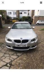 BMW 320i MSport sat nav/DVD