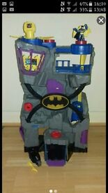 Imaginext Batcave & Batbike