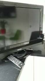 "Toshiba. Regza 26"" LCD TV"