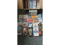 Vhs videos all originals and in cases