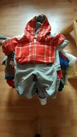 Baby boy cloths 0-3