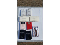 Assorted perfume sample size / testers - Total 9 items - £20.00
