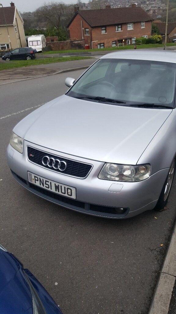 Audi a3 spares of repair