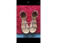 Ravel sandals brand new size 8