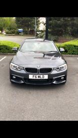 BMW 4 Series 420d xDrive M Sport Coupe 2.0 2dr