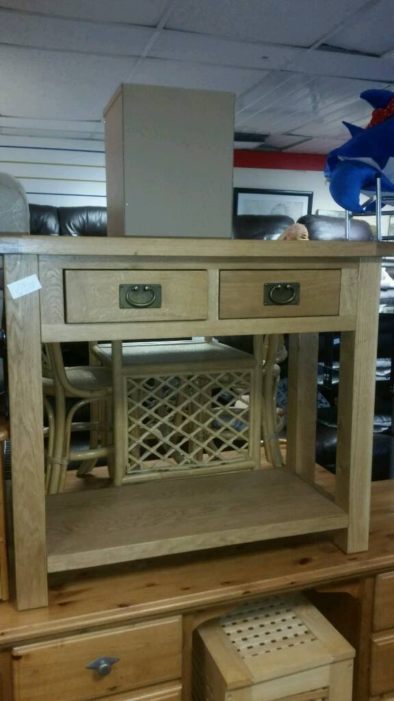 Beautiful solid oak furniture