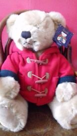 Harrods 2003 Christmas Bear