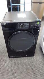 New graded beko condenser dryer 8kg black for sale in Coventry 12 month warranty