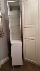 Slim line cupboard