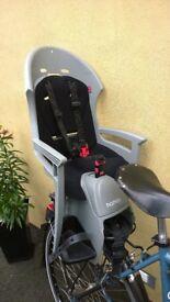 Hamax cycle child seat