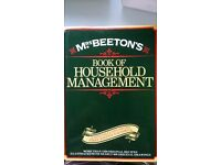 Book of Household Management by Mrs Beeton's