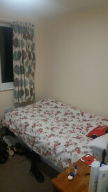 Single en-suite room in friendly shared house.