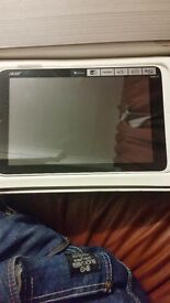 Acer tablet iconia w3 810 32gb brand new