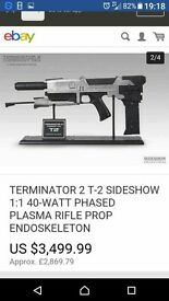 Terminator Endo rifle as seen in T2