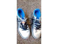Football boots adidas messi uk 4 size