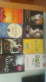 Books job lot bundle