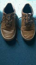 Boys Brogue Shoe