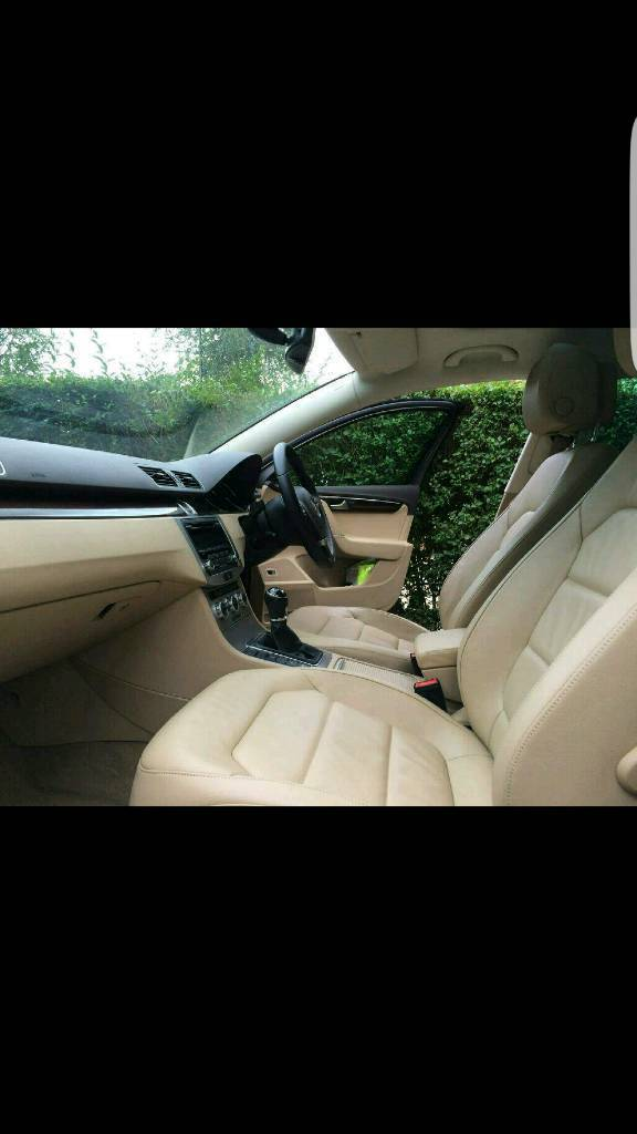 Vw Passat fully loaded leather seat very low mileage