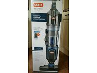New Vax U86-AL-BA Air Cordless Solo Vacuum Cleaner, 1.05 L - Silver/Blue .BOXED