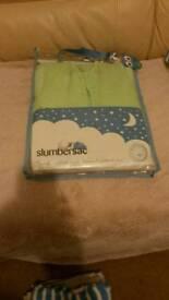 2 Baby sleeping bags by slumbersack