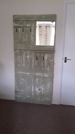 Upcycled old pine door