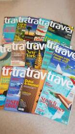 14 Issues Of The Sunday Times Travel Magazine From October 2016 - November 2017