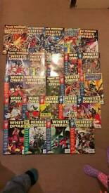 Collection of white dwarf / games workshop magazines