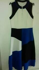 Ladies M & S Dress Size 12