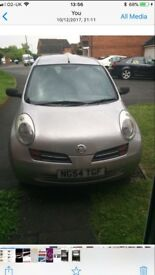 Nissan Micra S SILVER