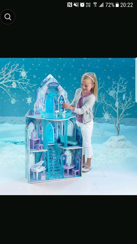 Frozen castle excellent condition