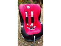 BRITAX car seat 9-18kg. Excellent condition.