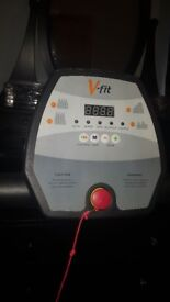 electric running machine very good condition