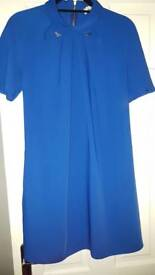 Stunning colbolt blue dress