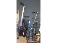Complete Set of Gym Equipment