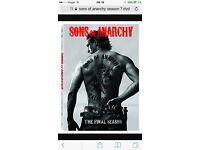 Sons of Anarchy - season 7 DVD