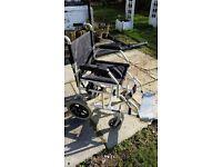 Light wieght wheel chair