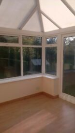 Conservatory - White PVC