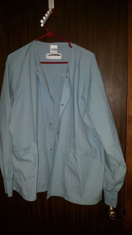Scrubs Jacket, Pants, And Top, Lot Includes All Three Pieces