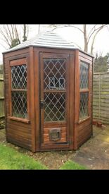 Octagonal Summer House/Shed