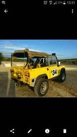 Landrover hybrid series 2 300 tdi off roader