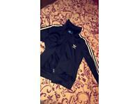 Ladies black Adidas jacket