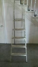 Decorating ladder