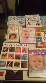 VARIOUS childrens books