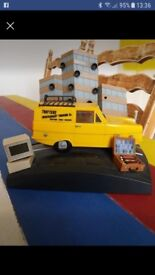 Rare only fools and horses alarm clock