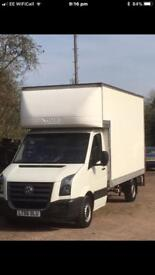 VW CRAFTER 2.5 109BHP LUTON WITH TAIL LIFT :::::NO VAT :::::