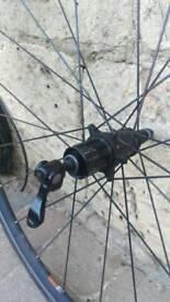 Bontrager Race Lite RL wheelset