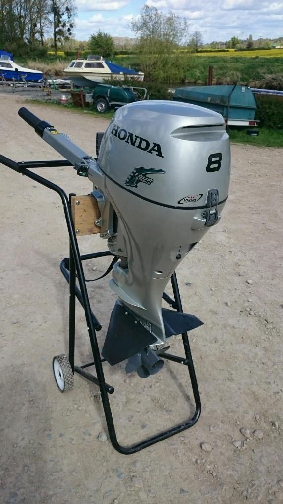 Used 75 hp four stroke outboards for autos post for Used honda outboard motors for sale