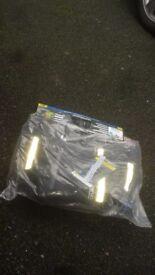Waterproof pannier bag